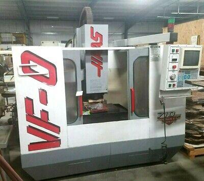 1996 Haas Vf-0 20 X 16 X 20 10000 Rpm Machining Center Cnc Milling Mill