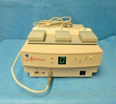 Arthrocare Surgery System 2000 W Footswitch