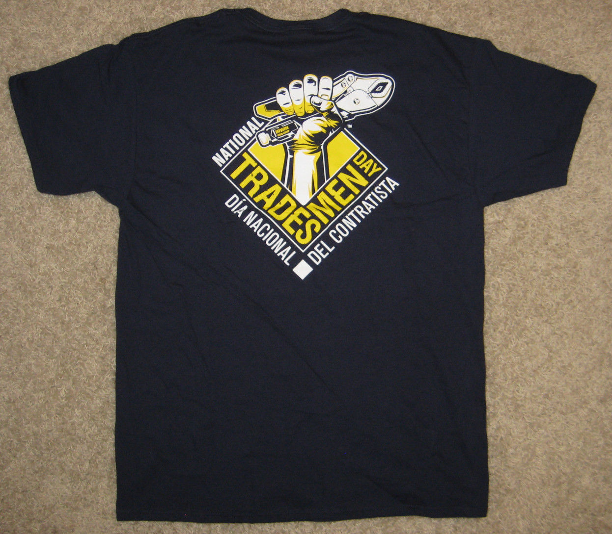 IRWIN Tools ~ National Tradesmen Day ~ T-Shirt, Fruit of the