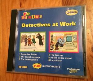 detectives at work - photo #10