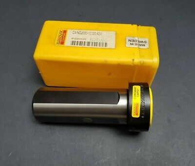Sandvik 1-12 Cylindrical Shank To Capto C4 Clamping Unit C4-nc2000-10020-a24