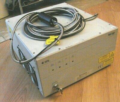Sdl Fiber Laser Fl10 Jds Uniphase 10 Watts - Laser Emission Working - 1100 Nm