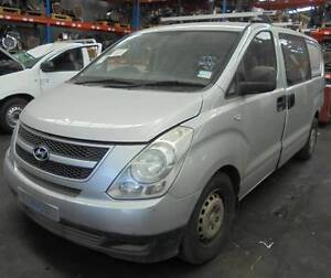 WRECKING 2008 HYUNDAI ILOAD 2.5 AUTOMATIC VAN (C19450) Lansvale Liverpool Area Preview