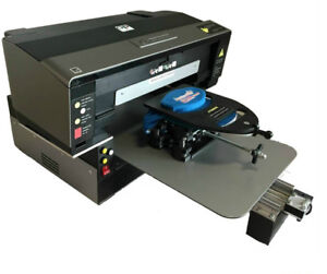 Direct To Garment Textile Printer Print All Over Flatbed DTG 32x50cm 6 Colours
