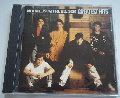 CD NEW KIDS ON THE BLOCK - GREATEST HITS 1999 Hangin' Tough, Step By... 14
