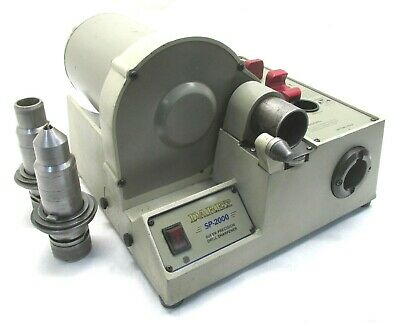 Darex Super Precision Drill Grinder Sharpener W 2 Chucks - Sp-2000