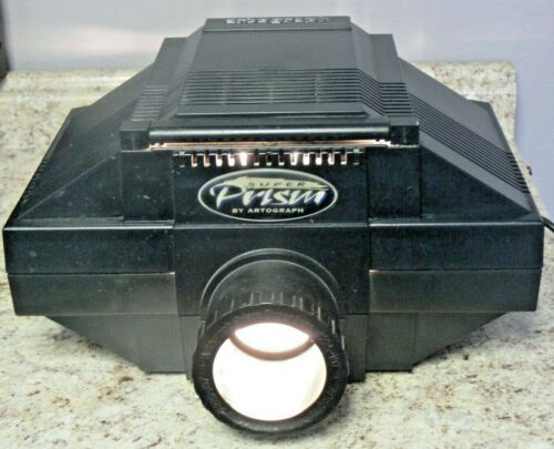 Used Artograph Super Prism Image Art Projector With Super Lens