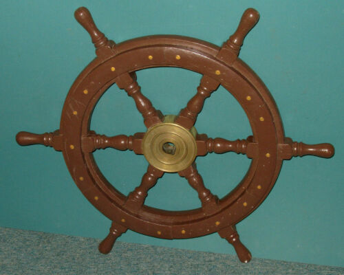 """Vintage Old 24"""" Ship"""