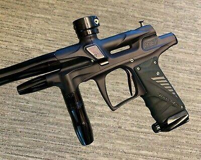 Bob Long G6R - Black - Electronic Paintball Marker Gun Planet Eclipse Dye Empire