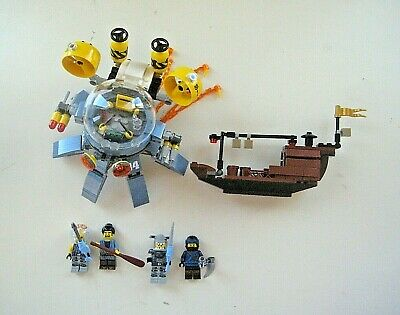 LEGO The Ninjago Movie Flying Jelly Sub 70610