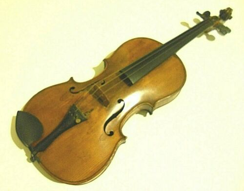 Vintage Antique Full Size Stainer Fiddle / Violin #0725202T