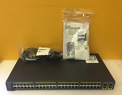 Cisco Systems Catalyst 2960 Plus  Ws C2960 4Btc L  Ethernet Switch  New In Box