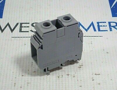 Entrelec M3516 Grey Terminal Block New Lot Of 2