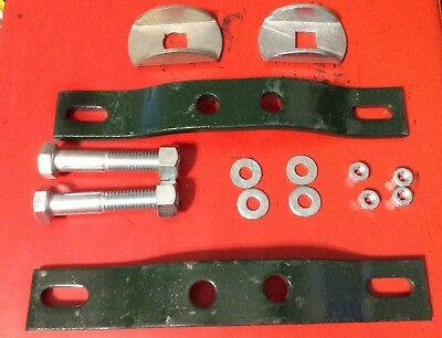 P129d - A New Mounting Seat Kit For A Holland Transplanter Setters