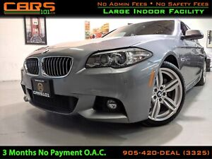 2014 BMW 535I Navigation | Rear View Camera | Parking Assist