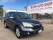 2008 Honda CRV LUXURY, 153k kms,LEATHER,SUNROOF, REGO, Melrose Park Mitcham Area Preview