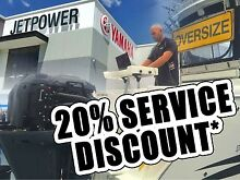 SERVICE SPECIAL: YAMAHA OUTBOARDS AND JET SKIS/WAVERUNNERS Wangara Wanneroo Area Preview