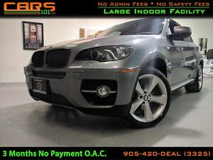 2012 BMW X6 NAVIGATION | MEMORY SEATS | REAR VIEW CAMERA