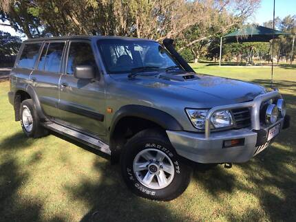 2004 Nissan Patrol ST Wagon, Turbo Diesel, 7 Seat, Tidy! *$12,990