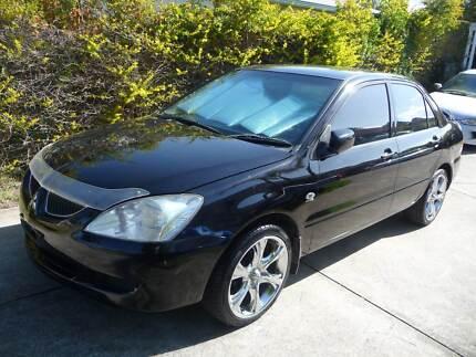 2005 Mitsubishi Lancer Sedan, 06 month rego, rwc, negotiable Tingalpa Brisbane South East Preview