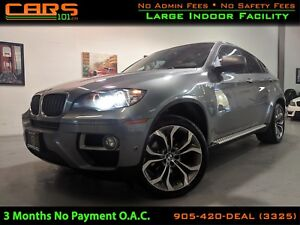 2014 BMW X6 M-SPORT PKG | NAVIGATION | HEADS UP DISPLAY