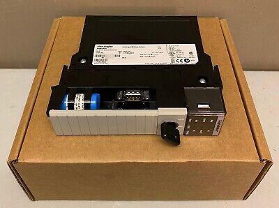New Allen Bradley 1756-l62 Series B 2015 Controllogix Logix5562 Cpu 4mb