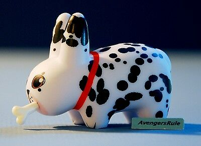 Kibbles and Labbits Vinyl Mini Series KidRobot Dalmation 4/40