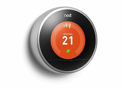 The Nest gives you complete control over your heating