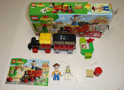 LEGO Duplo Toy Story Train Set 10894 COMPLETE