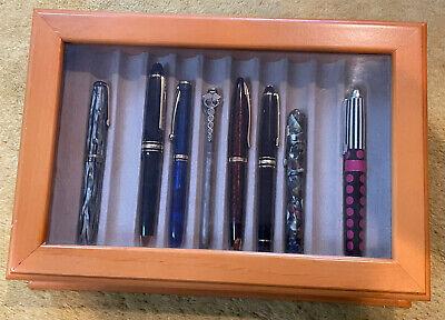 Levenger 10 Pen Diplay Case