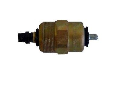 A77753 New Case Cummins Fuel Shutoff Shutdown Solenoid 1840 1845c 5210 580sl 590