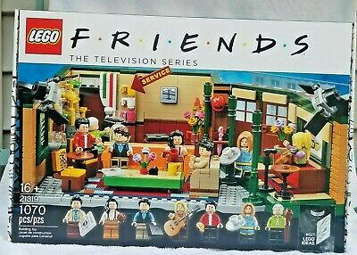 LEGO IDEAS FRIENDS 21319 The Television Series Central Perk