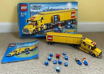 Lego City Truck (3221)