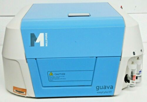 Millipore Guava EasyCyte HT Flow Cytometer, Year 2012