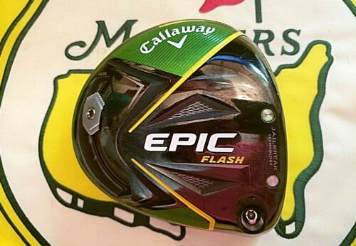 Very Good++ Callaway Epic Flash Driver Head 9.0* --- Head Only + Callaway H/C