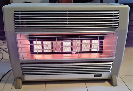 25MJ  7 Panel Everdure Gas Heater