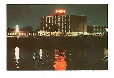 Ramada Inn Soldiers Field Road Boston Massachusetts Vintage Postcard, Apl17