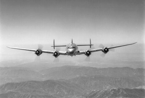 "Lockheed Constellation ((8.5""x11"")) Print"