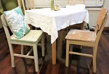 rustic chairs Rockingham Rockingham Area Preview