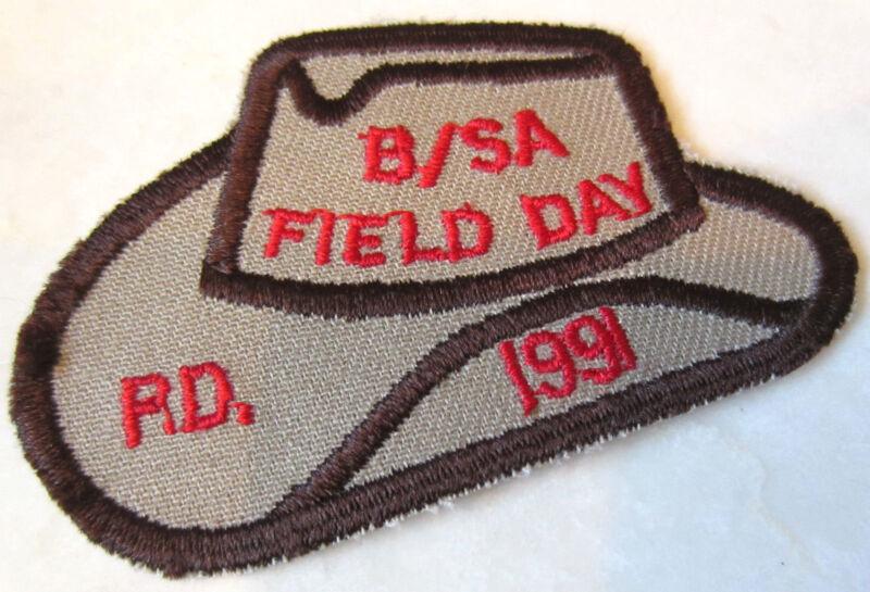 B/Sa Field Day P.D. 1991 Rr Royal Ranger Uniform Patch