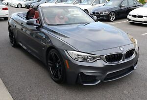 2015 BMW M4 LOADED! CABRIOLET!