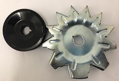Lucas Acr Alternator Fan And Pulley A115 A133 23Acr 15mm Shaft Mure Acrxitassy