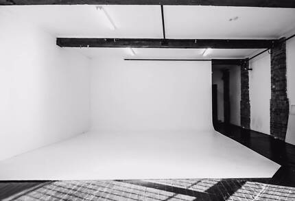 Photography Studio Hire Chippendale 6x6m cyclorama