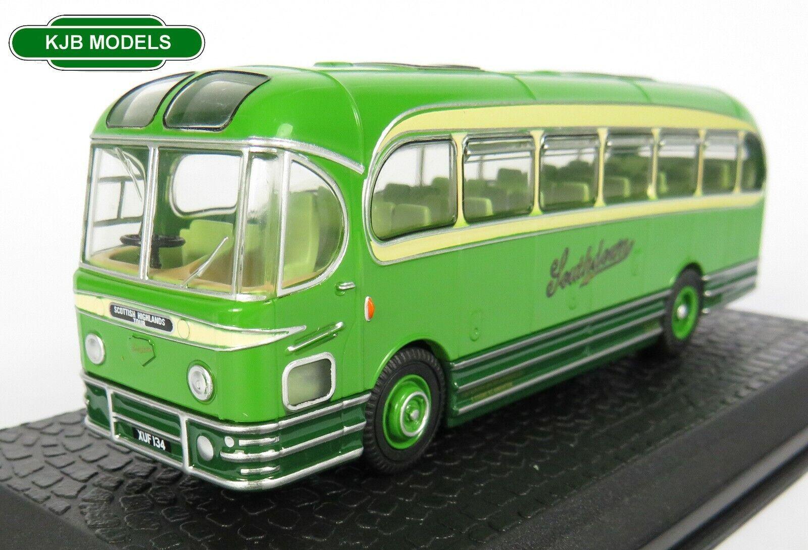 BNIB OO GAUGE OXFORD 1:76 76WFL003 Weymann Fanfare (Leyland) Southdown Bus