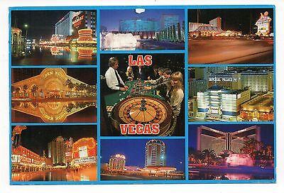 Las Vegas, Nevada, Vintage Postcard, May