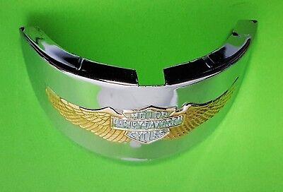 Harley Davidson® Eagle Wing® Lampenschirm für Zusatzscheinwerfer - 1 Stück  ()