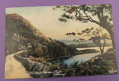View From Kenmere Roads, Killarney - Original Vintage Postcard