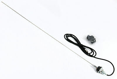 Car Truck Replacement Antenna 5 Fixed Bases 82 Up Fits Acura Audi Buick Cadillac
