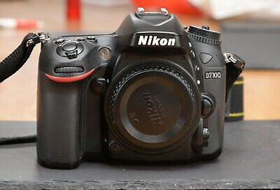 Nikon D7100 24.1MP Digital SLR Camera - Body only Very Low Shutter 9811 Cheapest