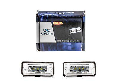 LED Kennzeichenbeleuchtung Mercedes SL R230 CLK W209 W203 C-Klasse Limo 212 online kaufen